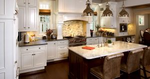 Full kitchen remodeling project