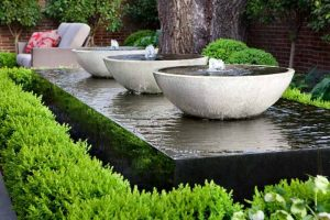 a water feature will be a nice addition to your landscape